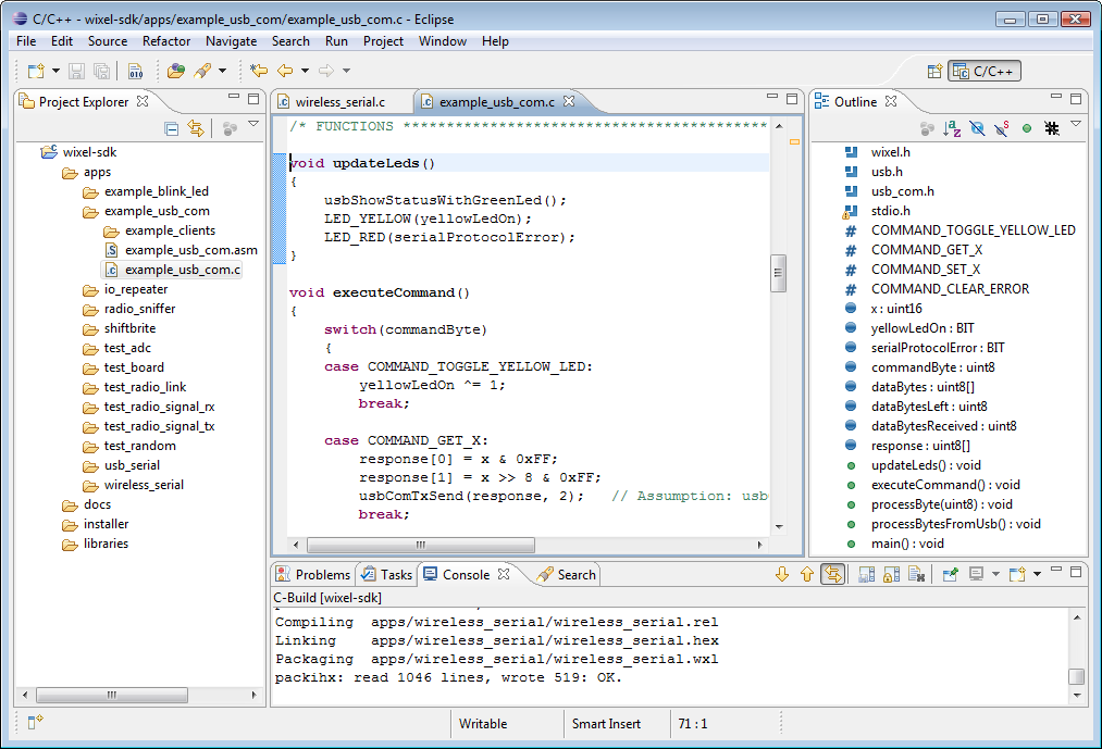 Eclipse Ide For C++ Developers
