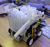 Ping-pong ball collecting robot makes appearance at RubyConf