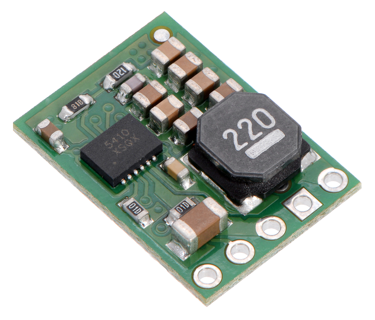 Pololu 12v 1a Step Down Voltage Regulator D24v10f12 How To Wire A 12volt Toggle Switch Thumbnail